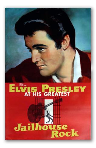 Jailhouse Rock (Elvis)