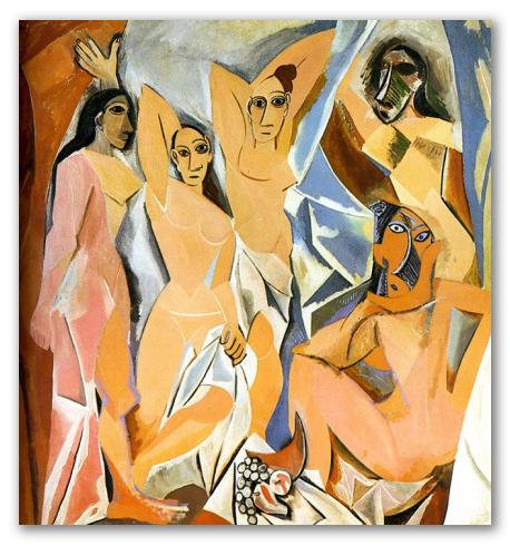 Ladies of Avignon