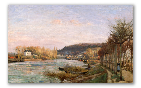 The Seine at Bougival