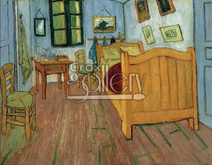 Bedroom in Arles\