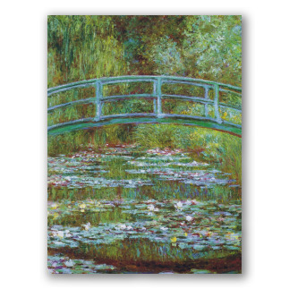Lilies and Bridge