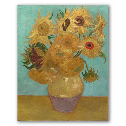 Sunflowers 1888-89